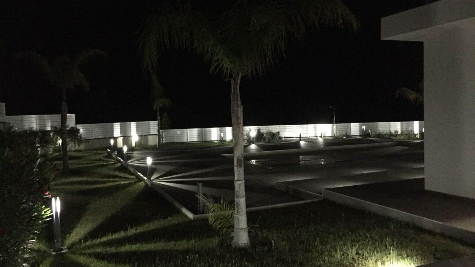 Impianti di illuminazione da giardino possibile coniugare